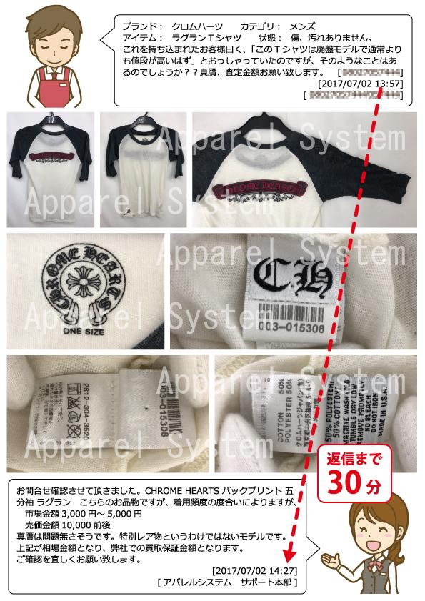 サポート事例(20170702_Tシャツ)